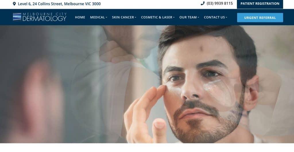 Melbourne City Dermatology Laser Hair Removal Clinic Melbourne