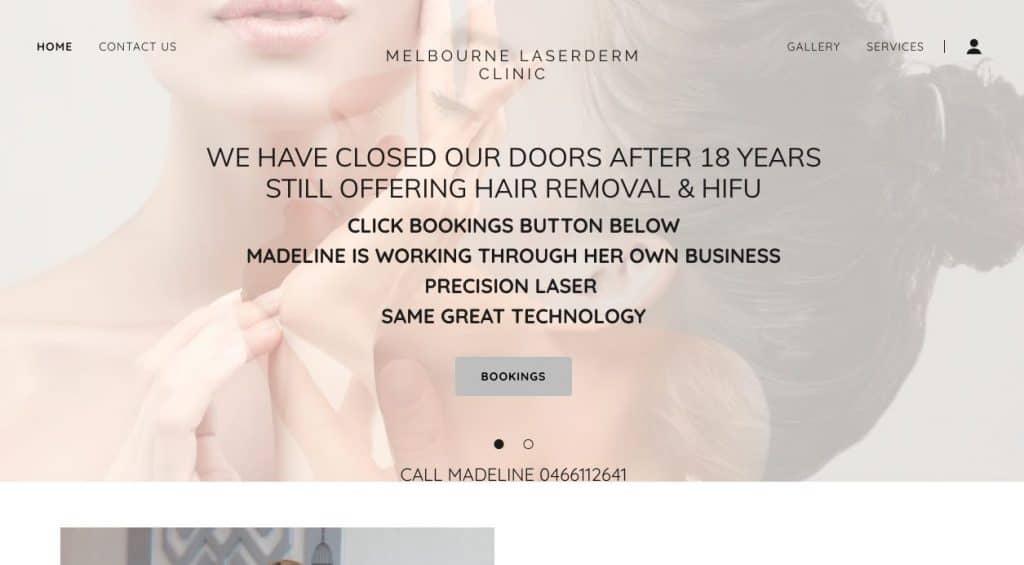 Melbourne Laser Derm Hair Removal Clinic
