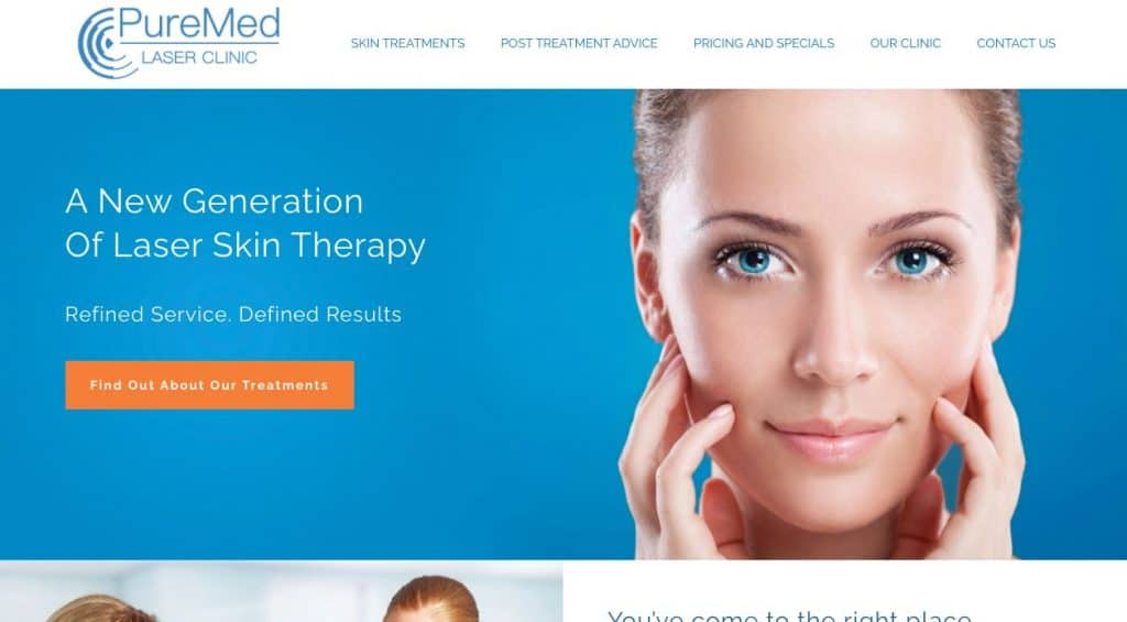 Puremed Laser Hair Removal Clinic Melbourne