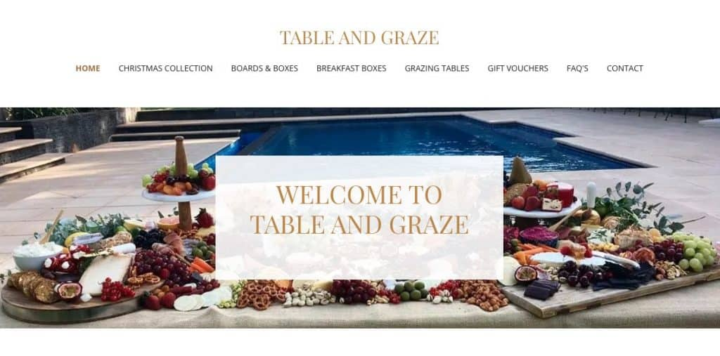 Table And Graze Melbourne