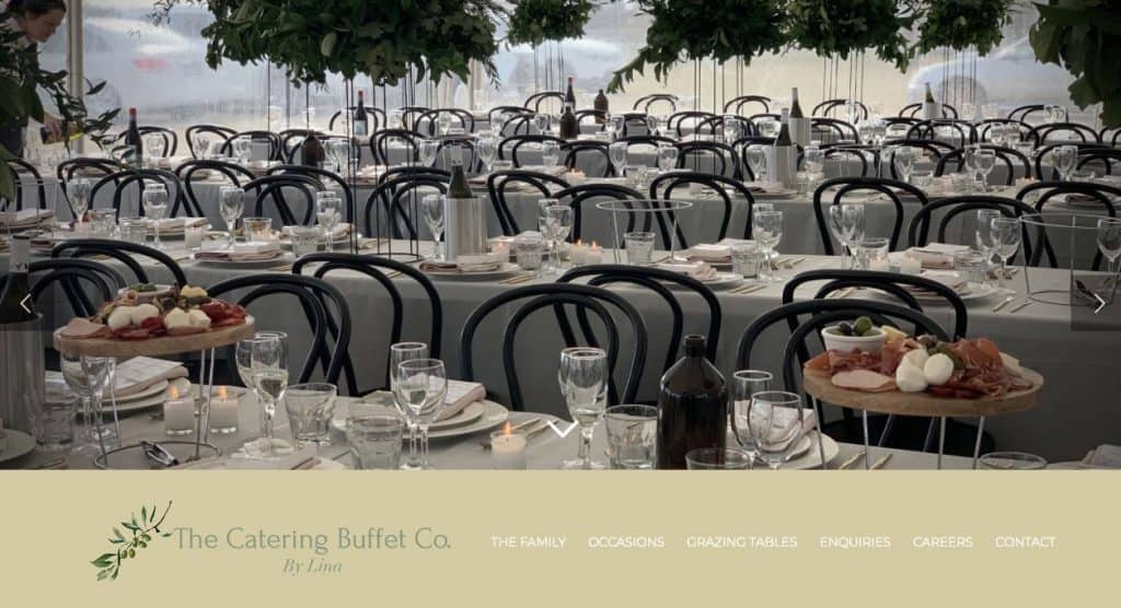 The Catering Buffet Co. By Lina Grazing Table Melbourne