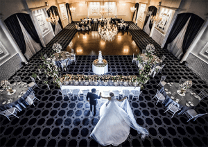 Vogue Ballroom Wedding Reception Venue Melbourne