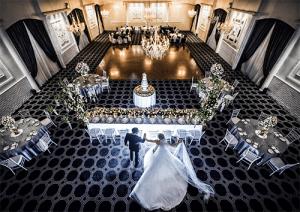 Vogue Ballroom Wedding Reception Venue Melbourne