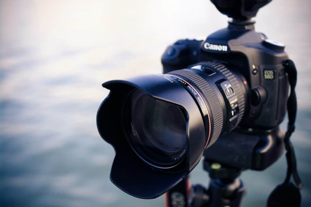 camera for videography