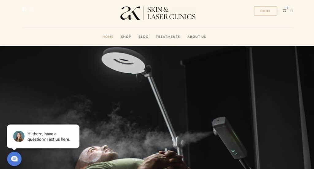 Ak Skin Clinics Laser Pigmentation Removal Melbourne