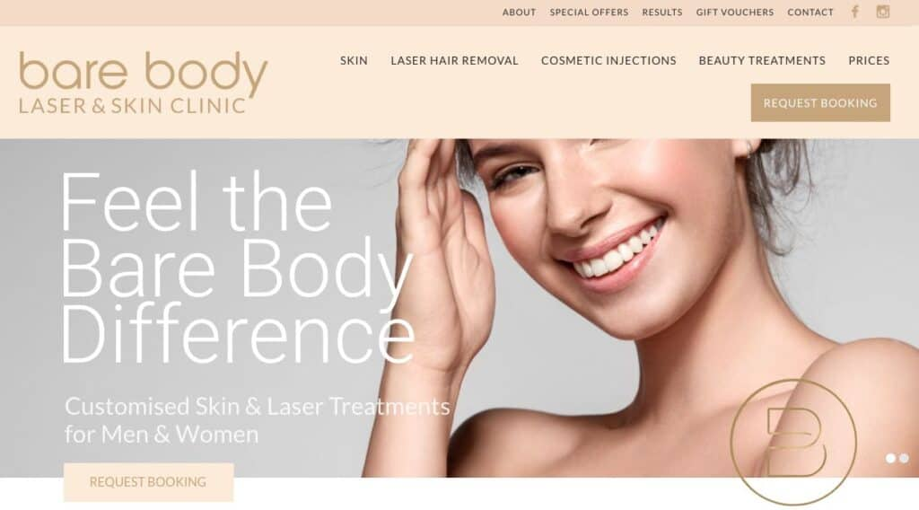 Bare Body Laser Pigmentation Removal Melbourne