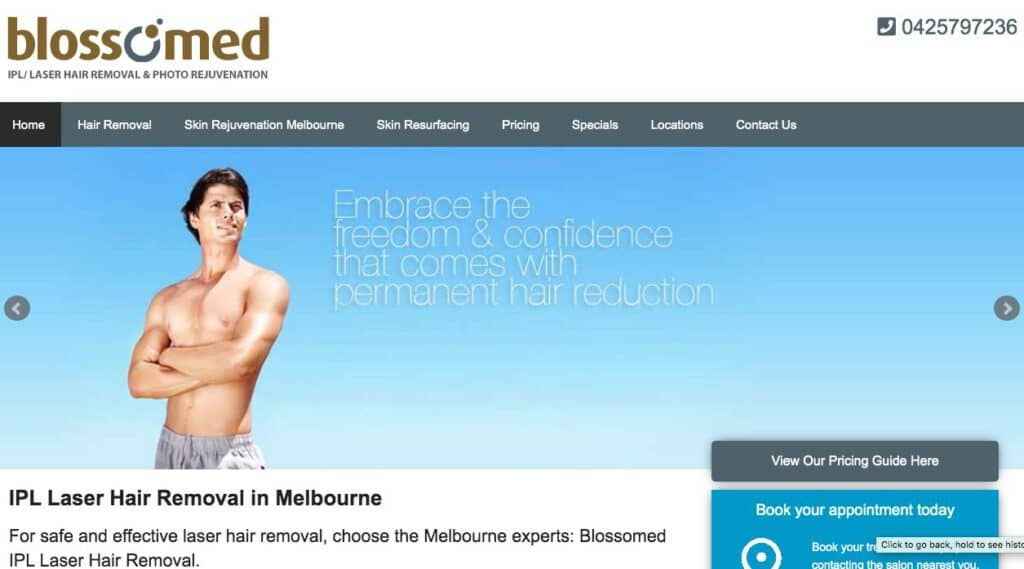 Blossomed Laser Pigmentation Removal Melbourne