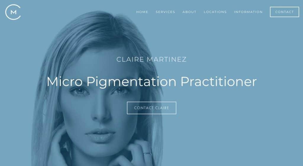 Claire Martirez Cosmetic Lip Tattoo Melbourne