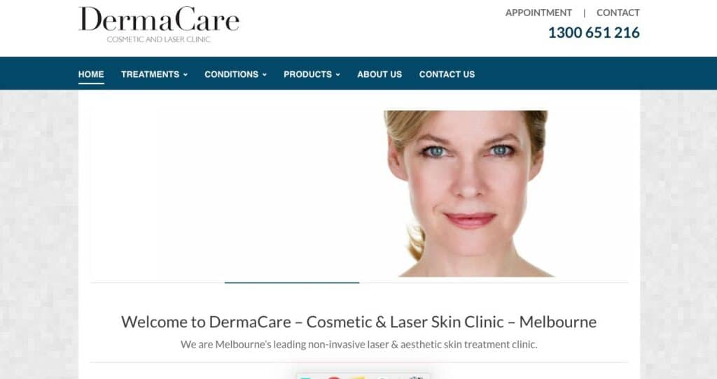 Derma Care Laser Pigmentation Removal Melbourne
