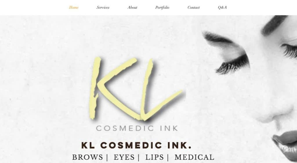 Kl Cosmedic Ink Cosmetic Lip Tattoo Melbourne