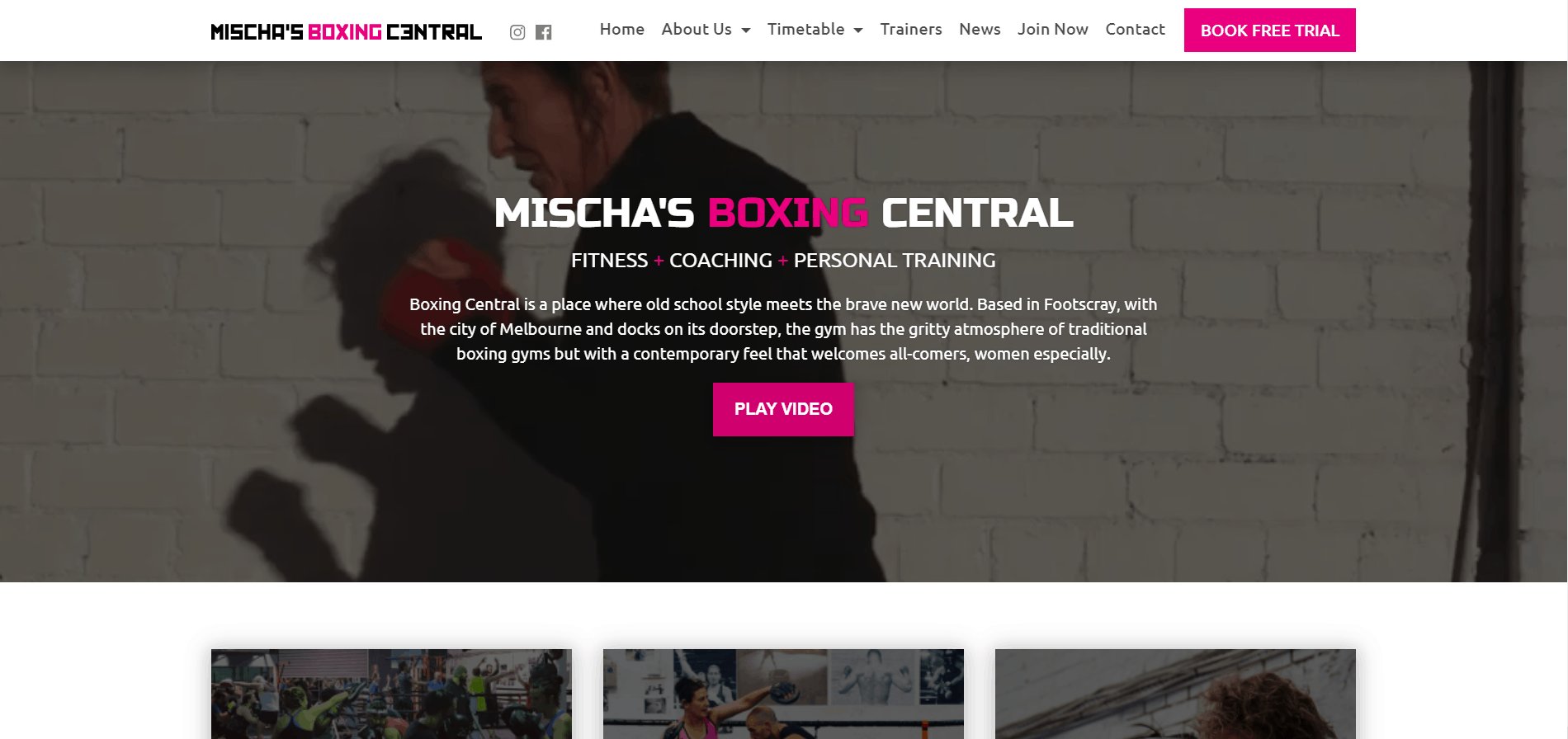 Mischa's Boxing Central