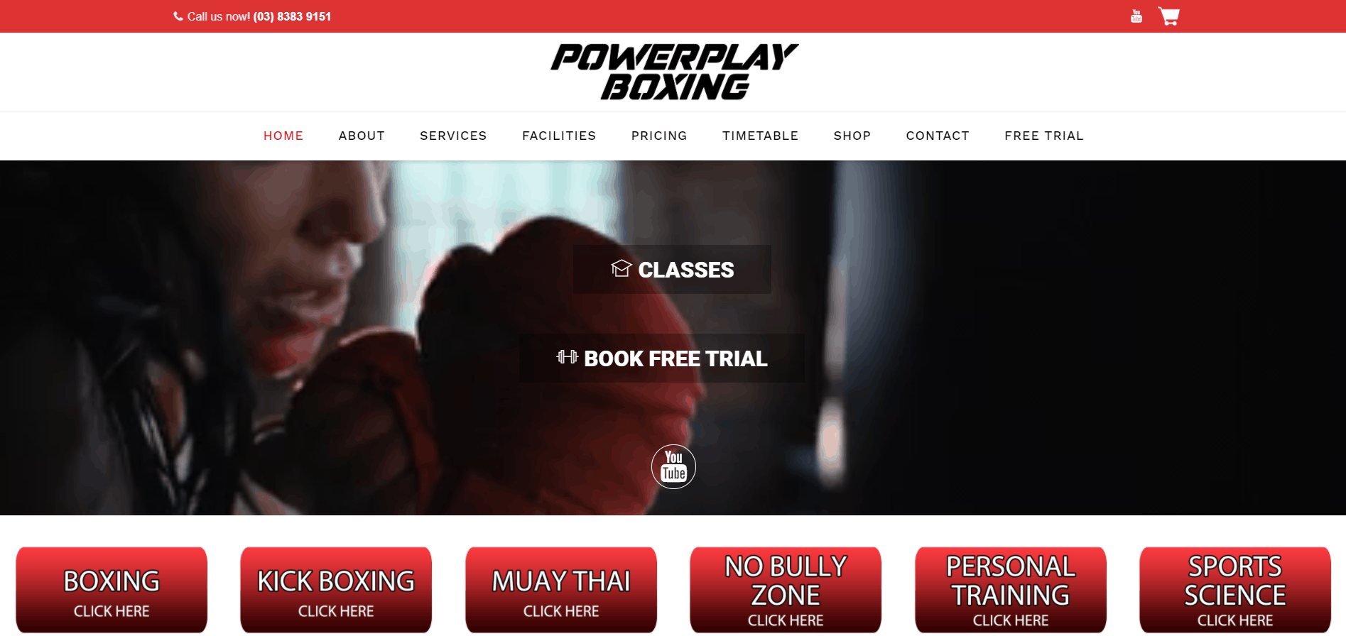 Powerplay Boxing