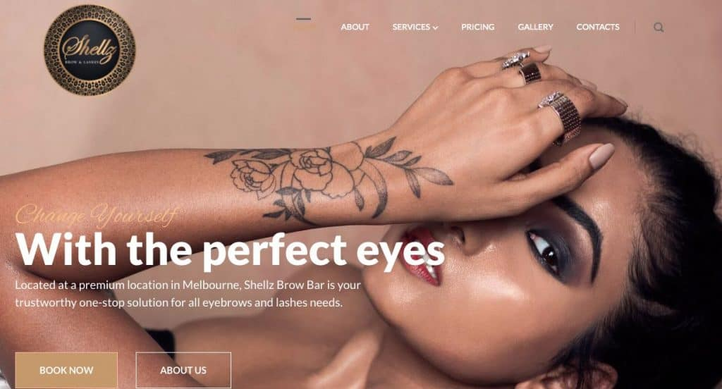 Shellz Brow And Lashed Microblading Salon Melbourne