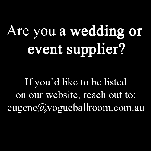 Vines of the Yarra Valley Wedding Supplier