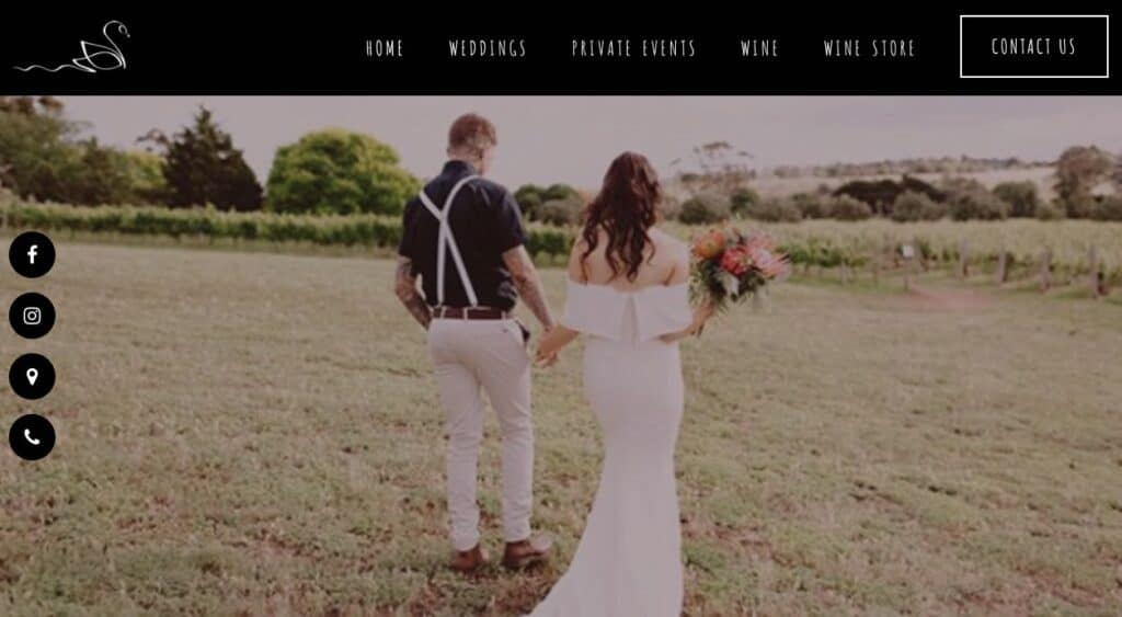 Goona Warra Vineyard Engagement Party Venue Melbourne