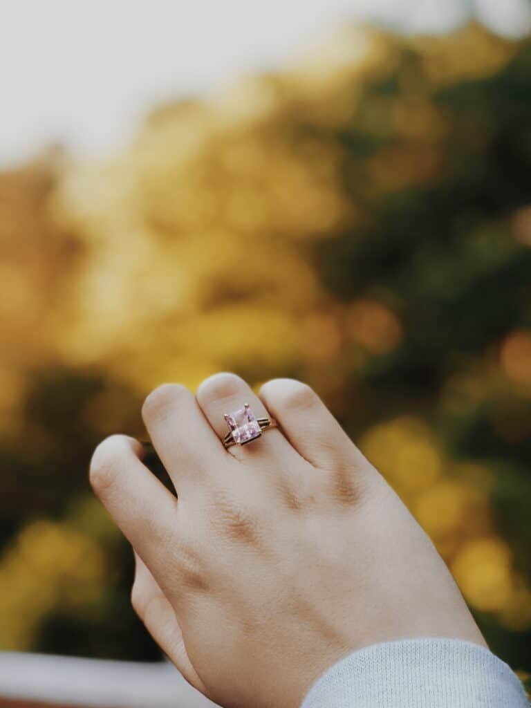 How Do I Take Care Of My Engagement Ring