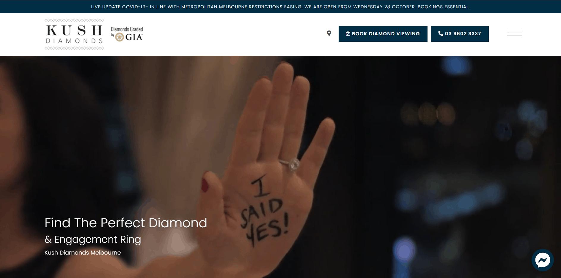 Kush Diamonds