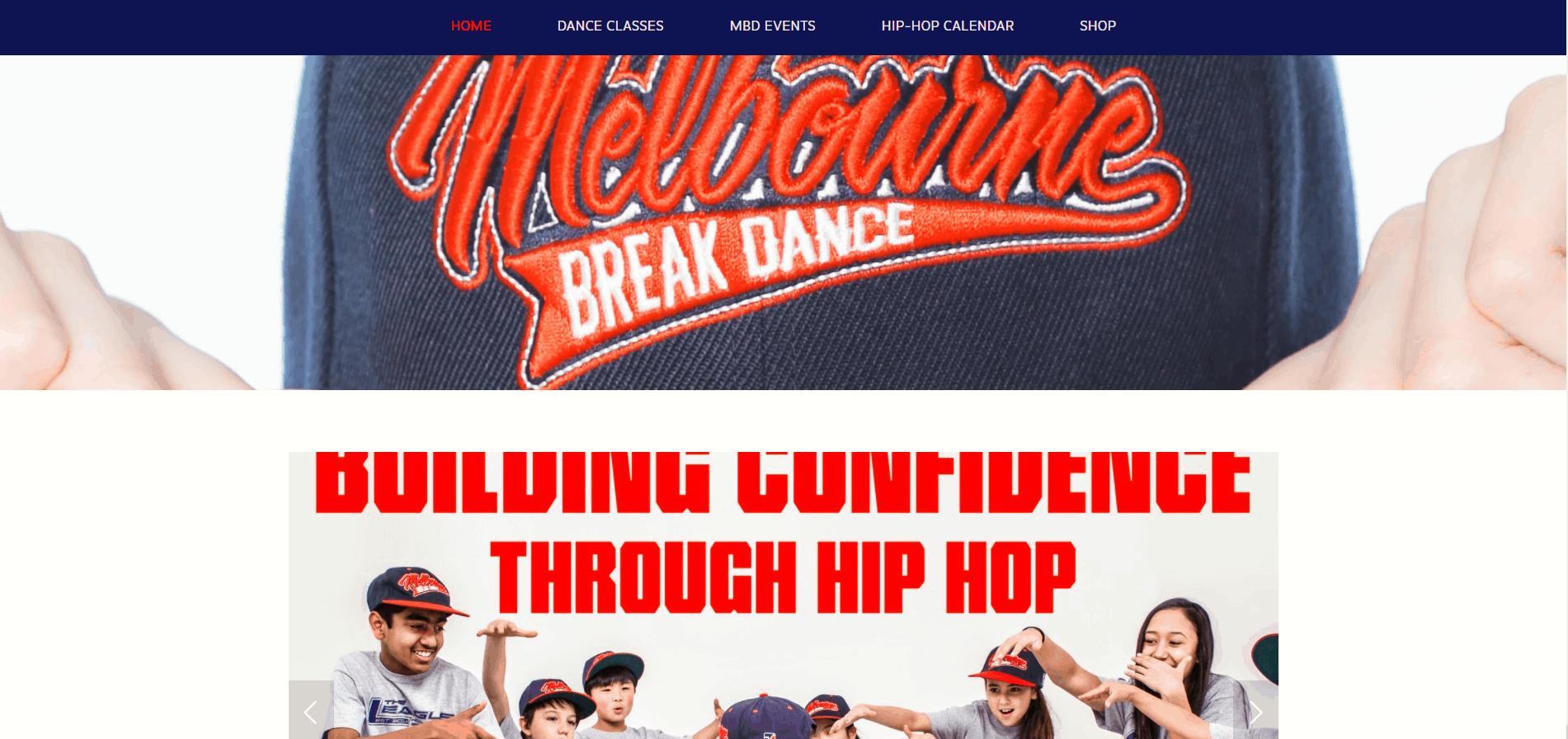 Melbourne Break Dance