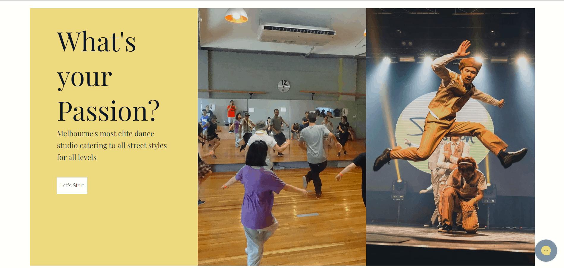 Passion Dance Studio