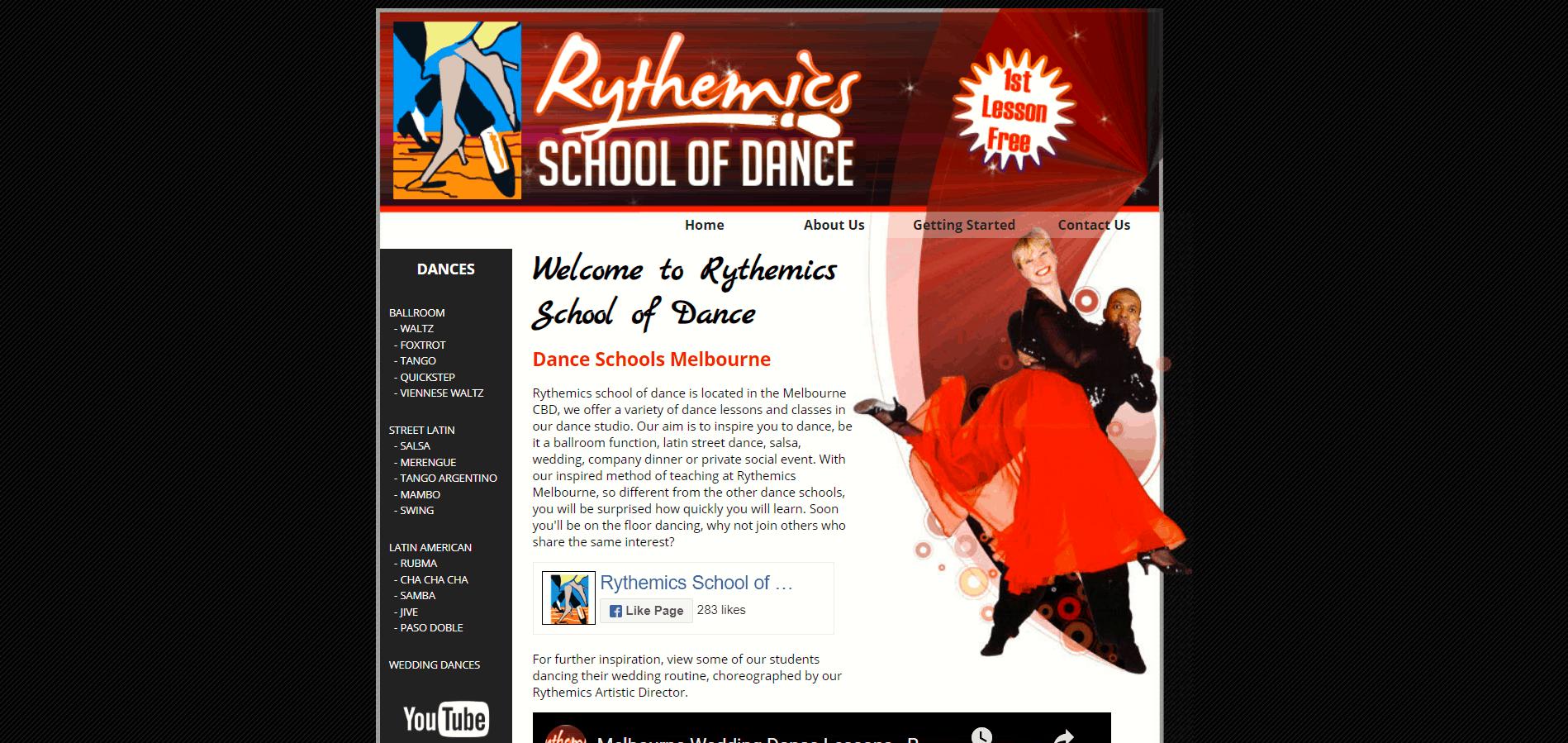 Rythemics School Of Dance