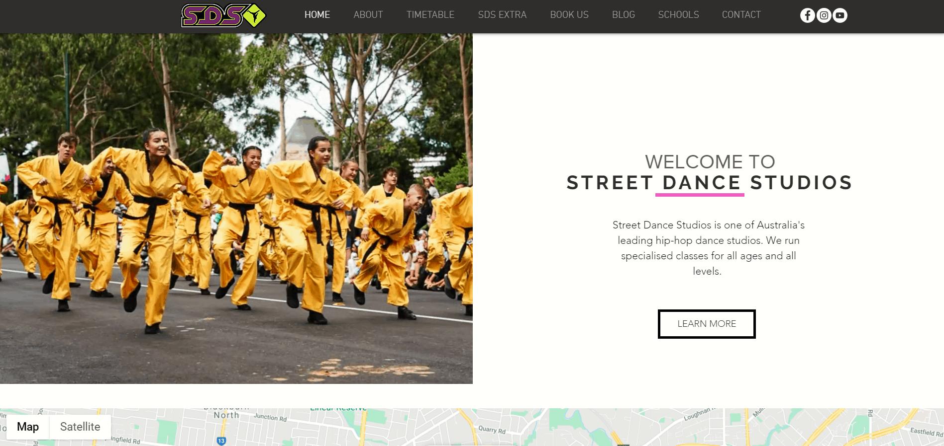Street Dance Studios