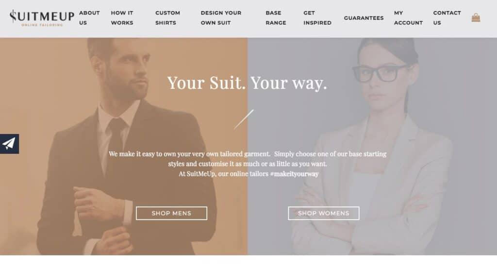 Suit Me Up Suit Tailors Melbourne