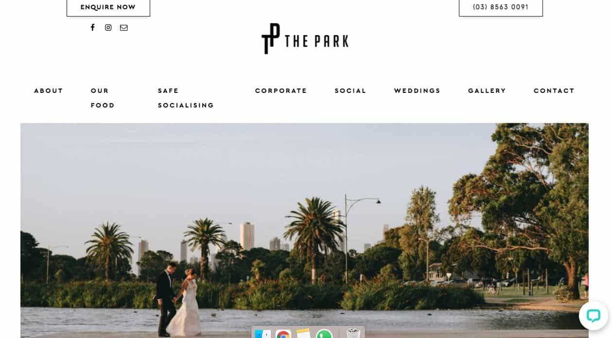 The Park Engagement Party Venue Melbourne
