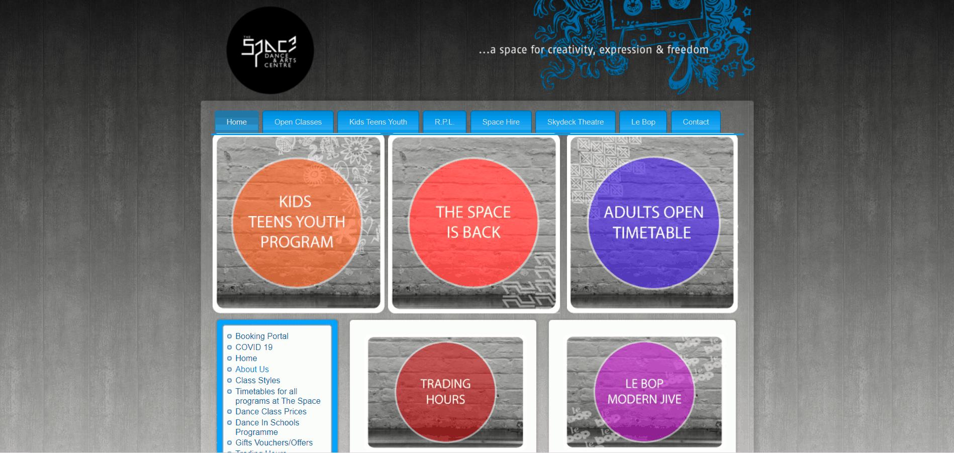 The Space Dance & Arts Centre