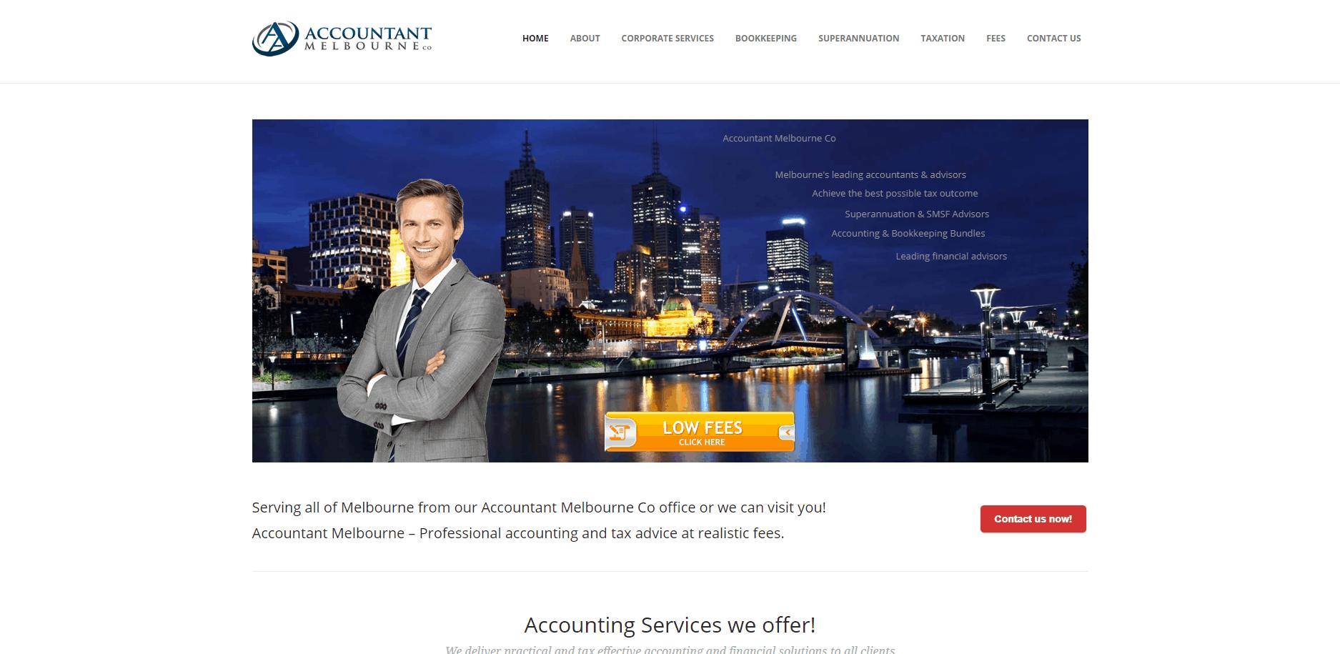 Accountant Melbourne Co