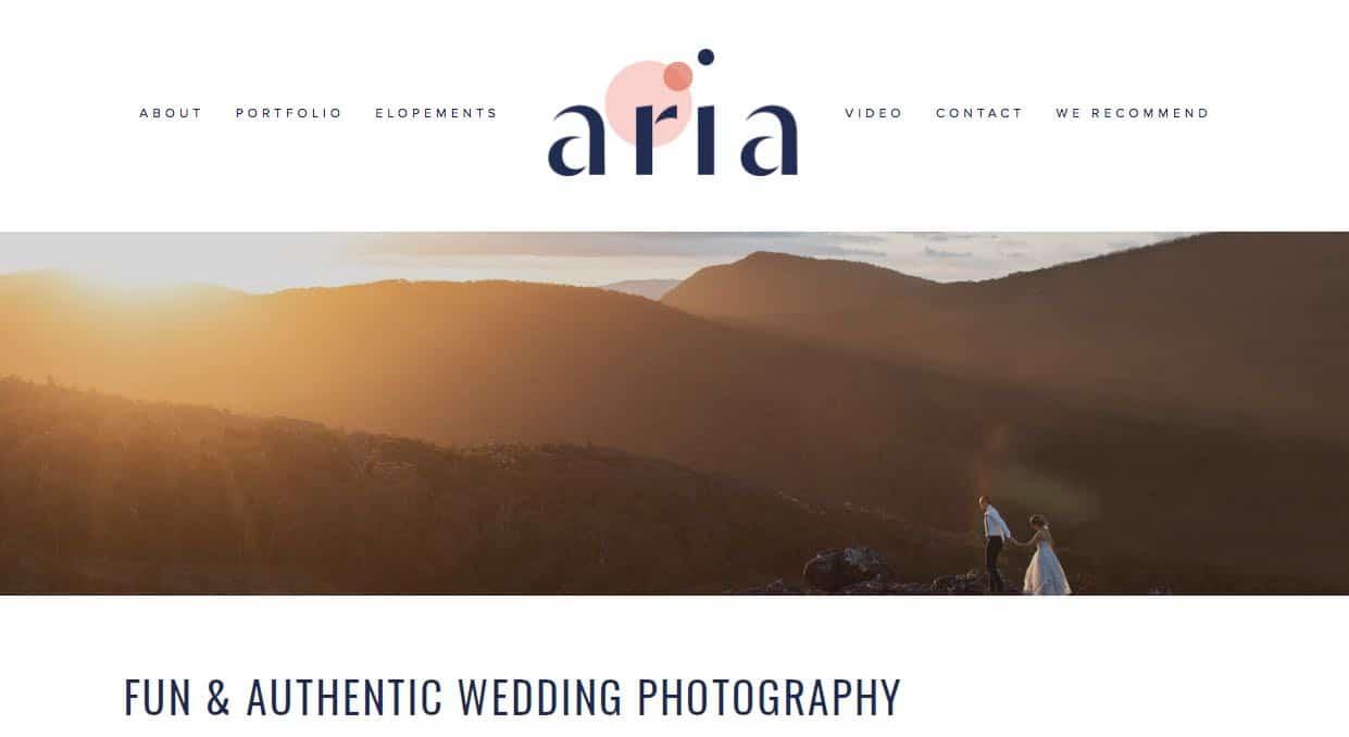 Aria Wedding Photography Yarra Valley