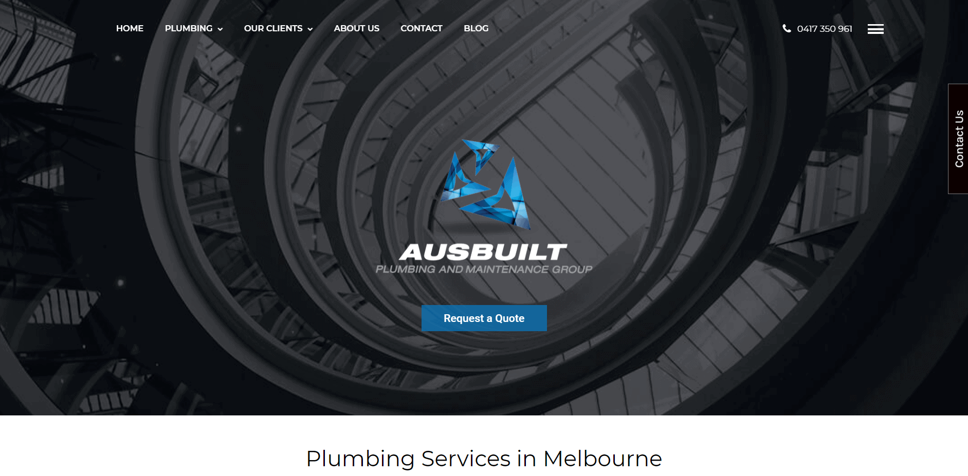 Ausbuilt Plumbing And Maintenance Group