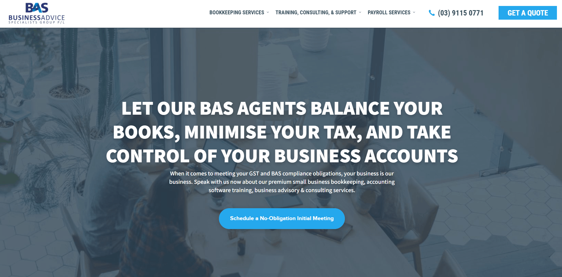 Bas Agents