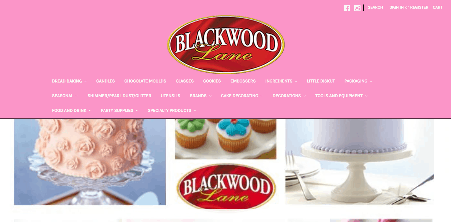 Blackwood Lane