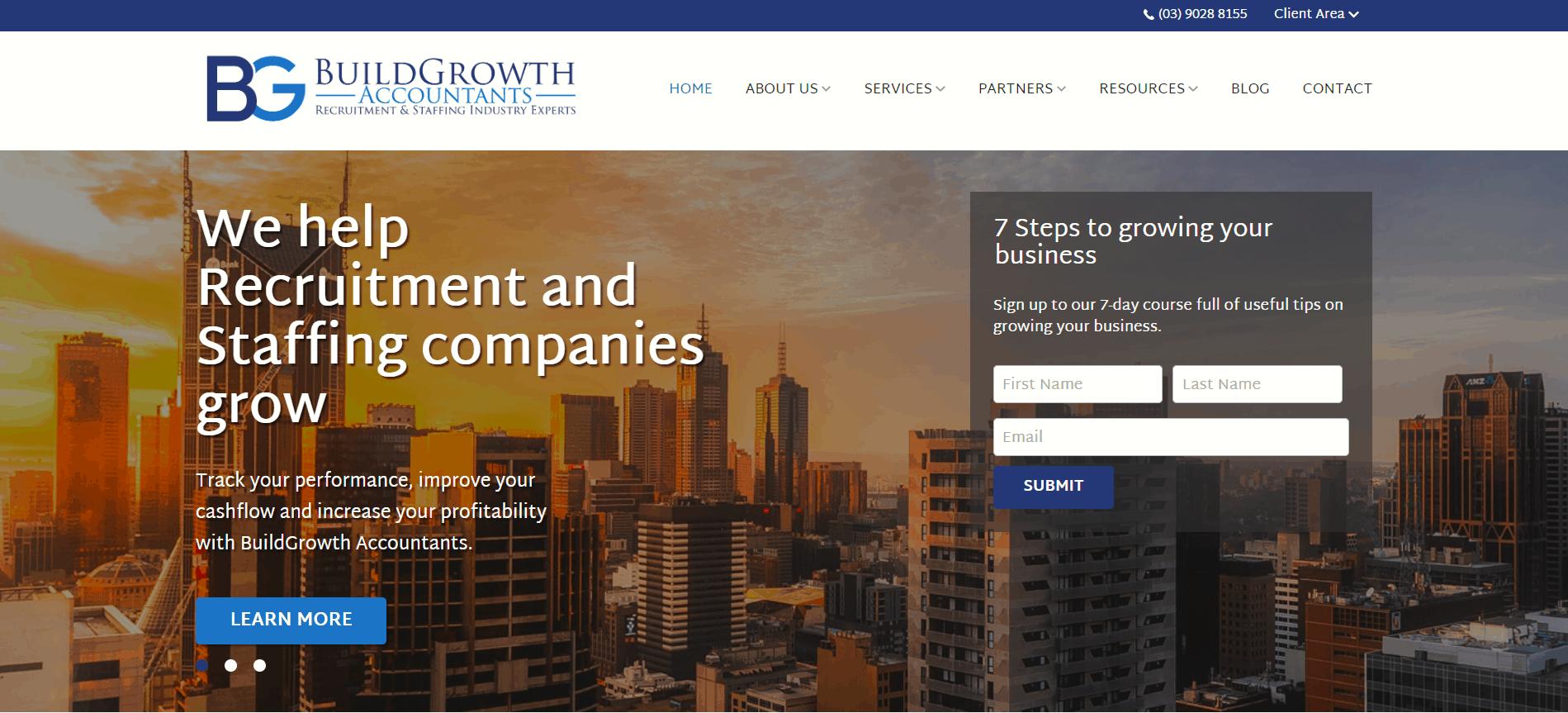 Buildgrowth Accountants