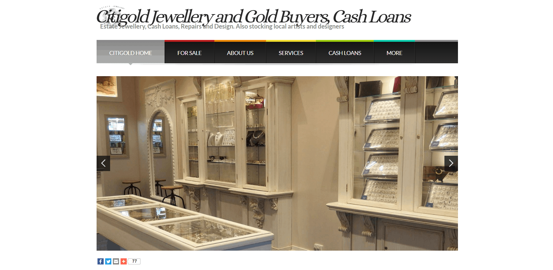 Citigold Jewellery And Gold Buyers