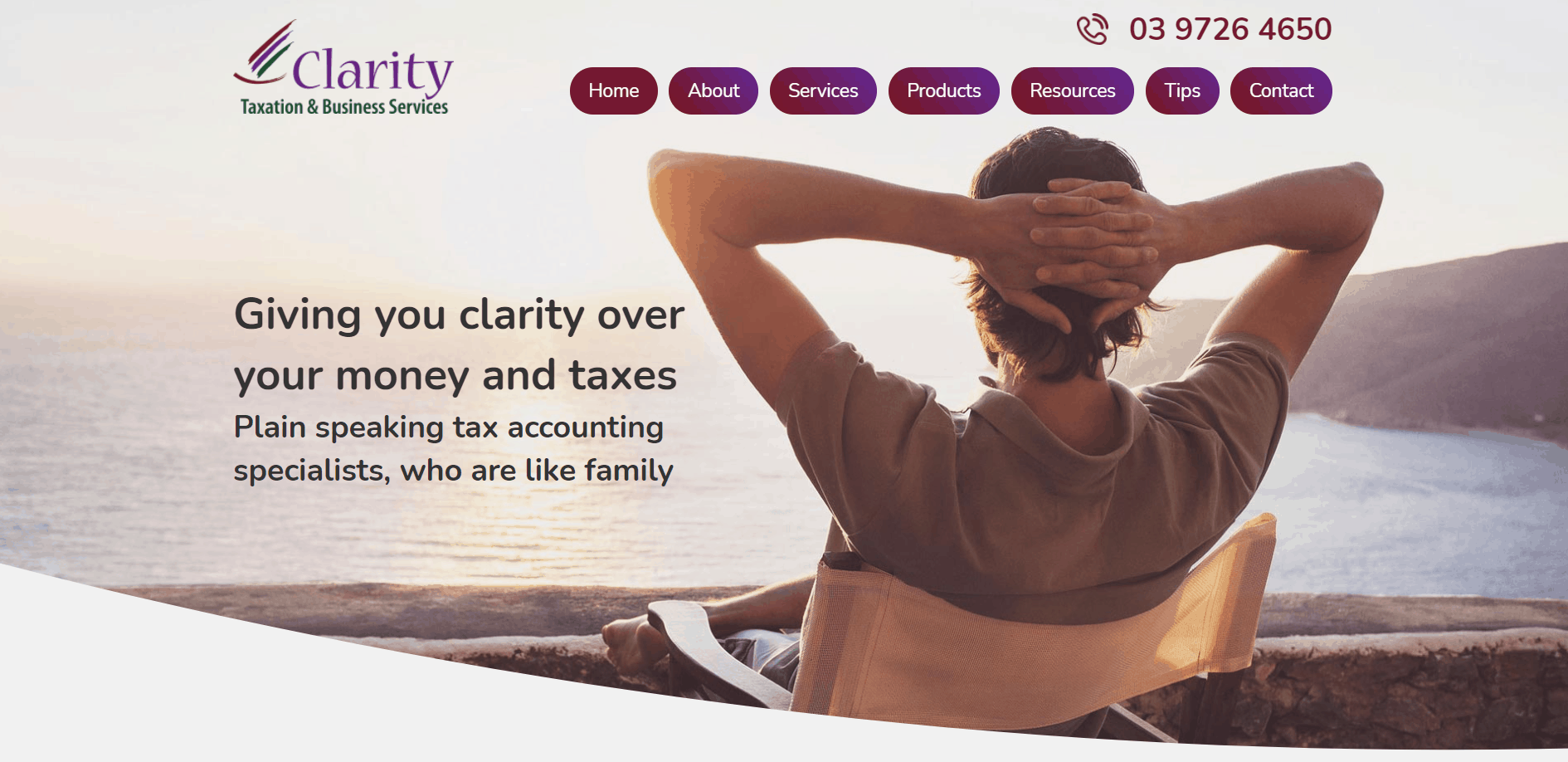 Clarity Taxation