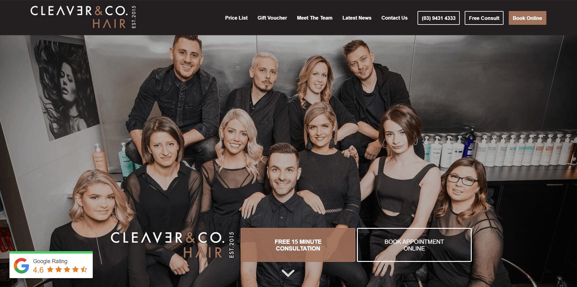 Cleaver & Co. Hair
