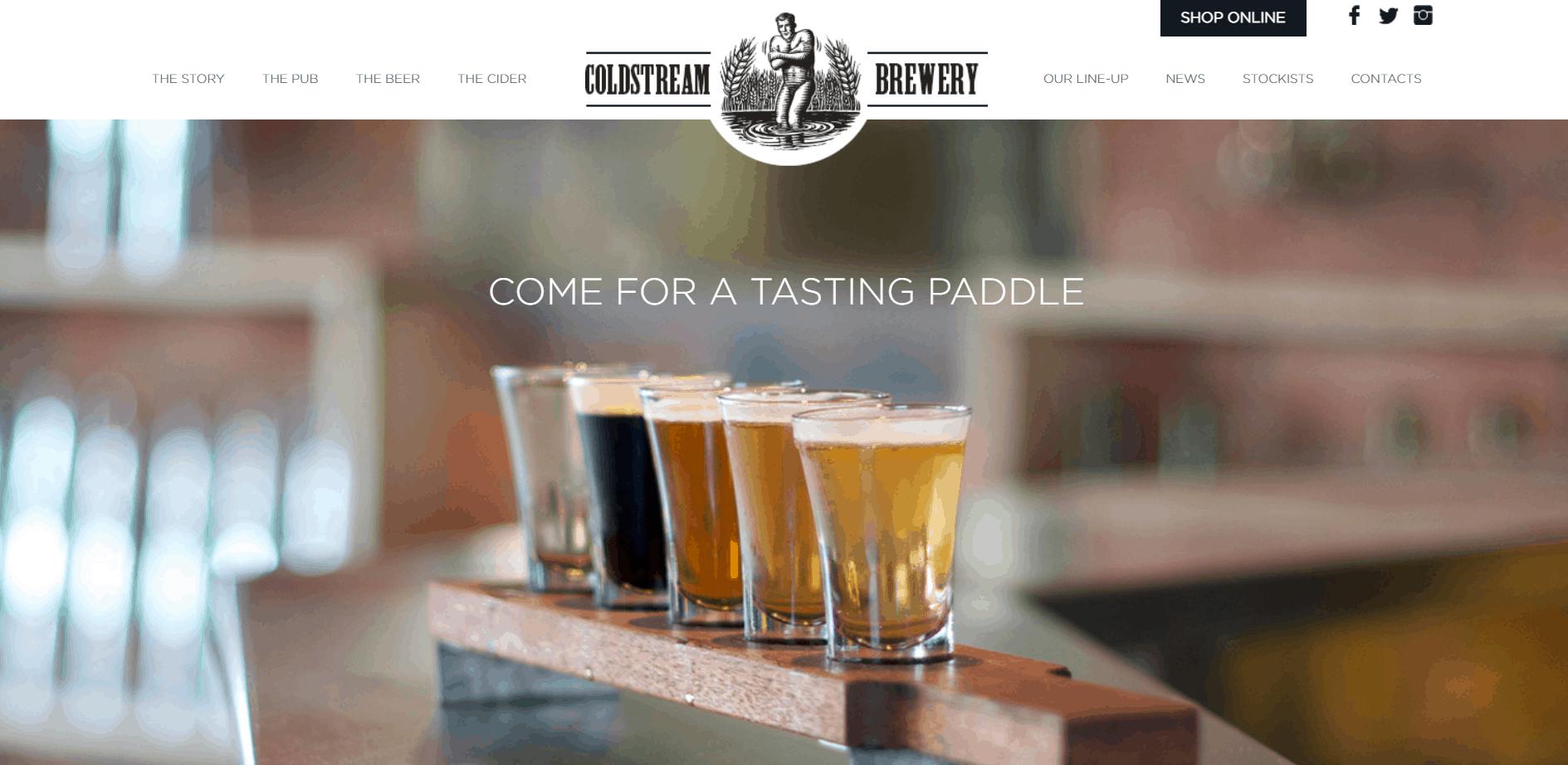 Coldstream Brewery