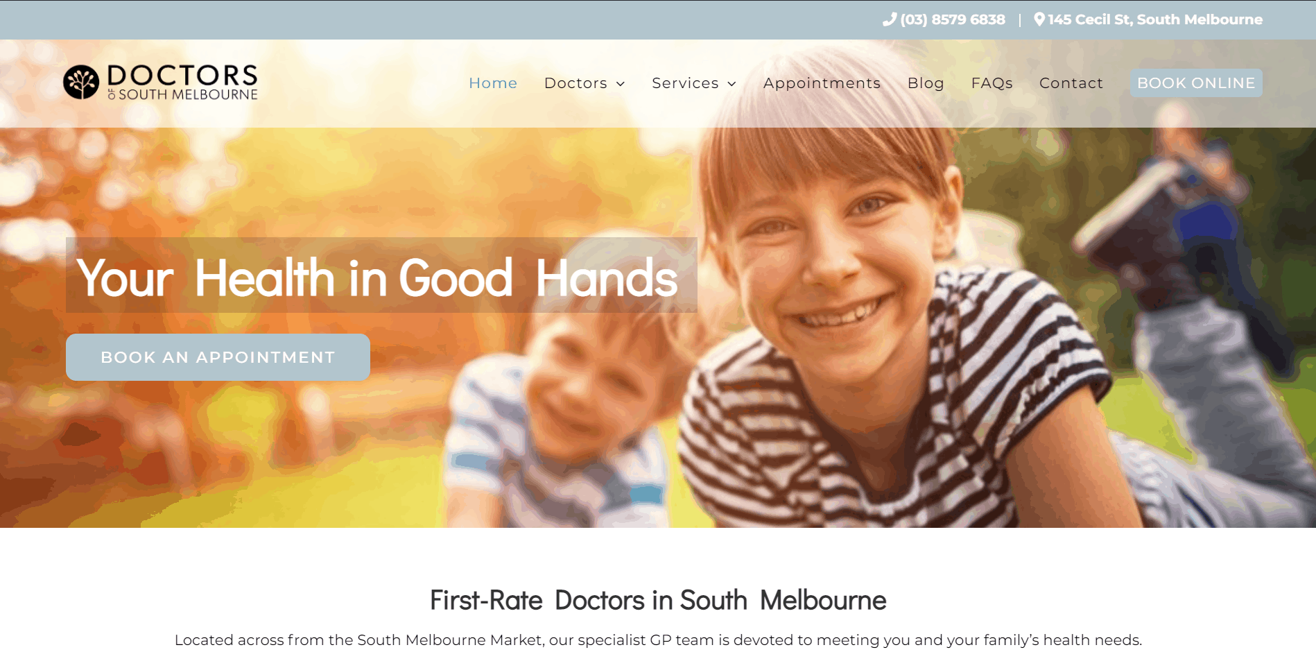 Doctors Of South Melbourne