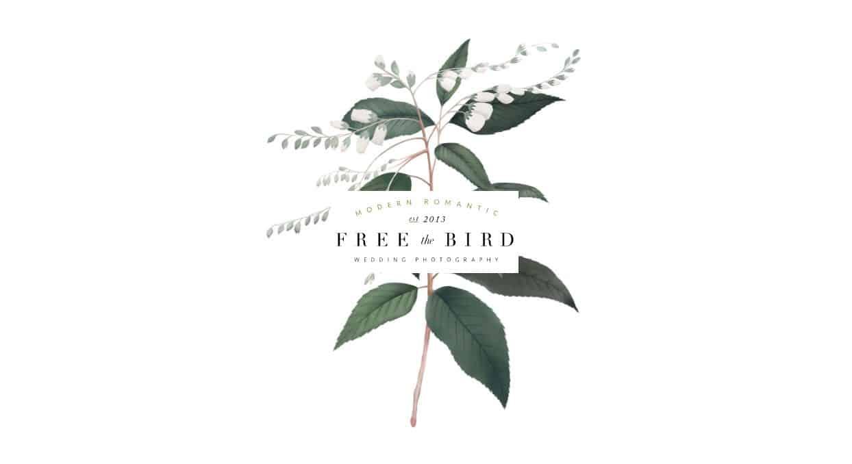 Free The Bird Wedding Photography Yarra Valley