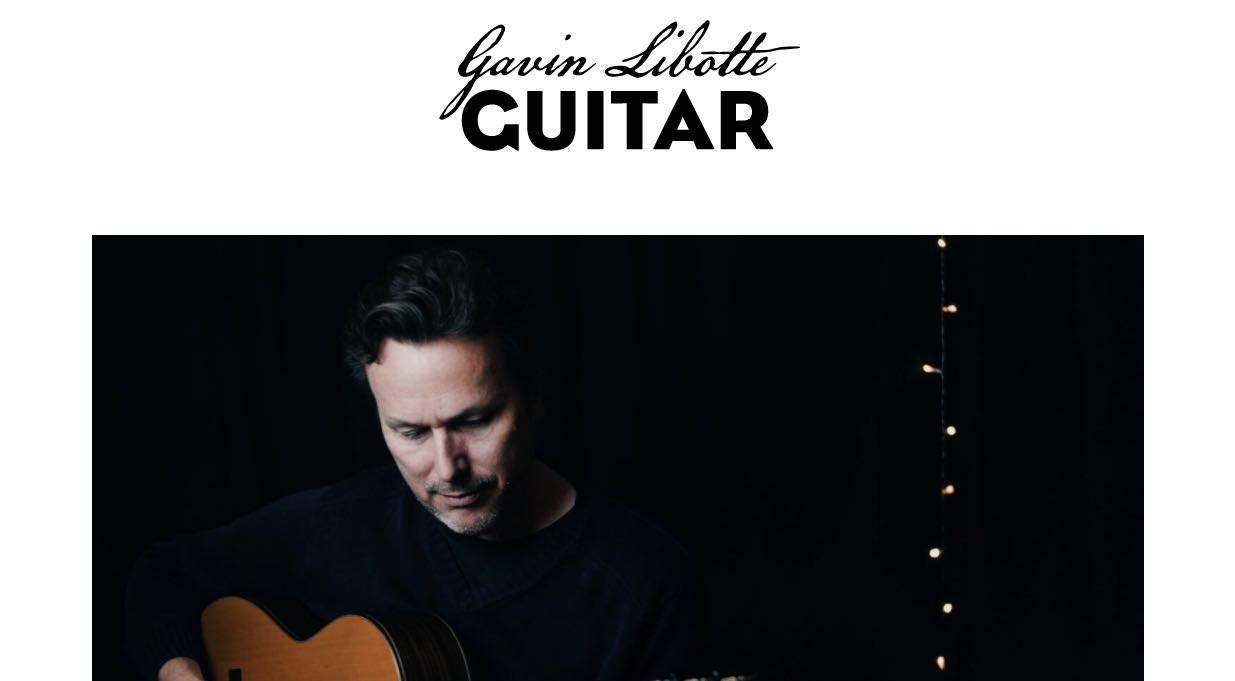 Gavin Botte Guitar Wedding Singers & Bands Sydney