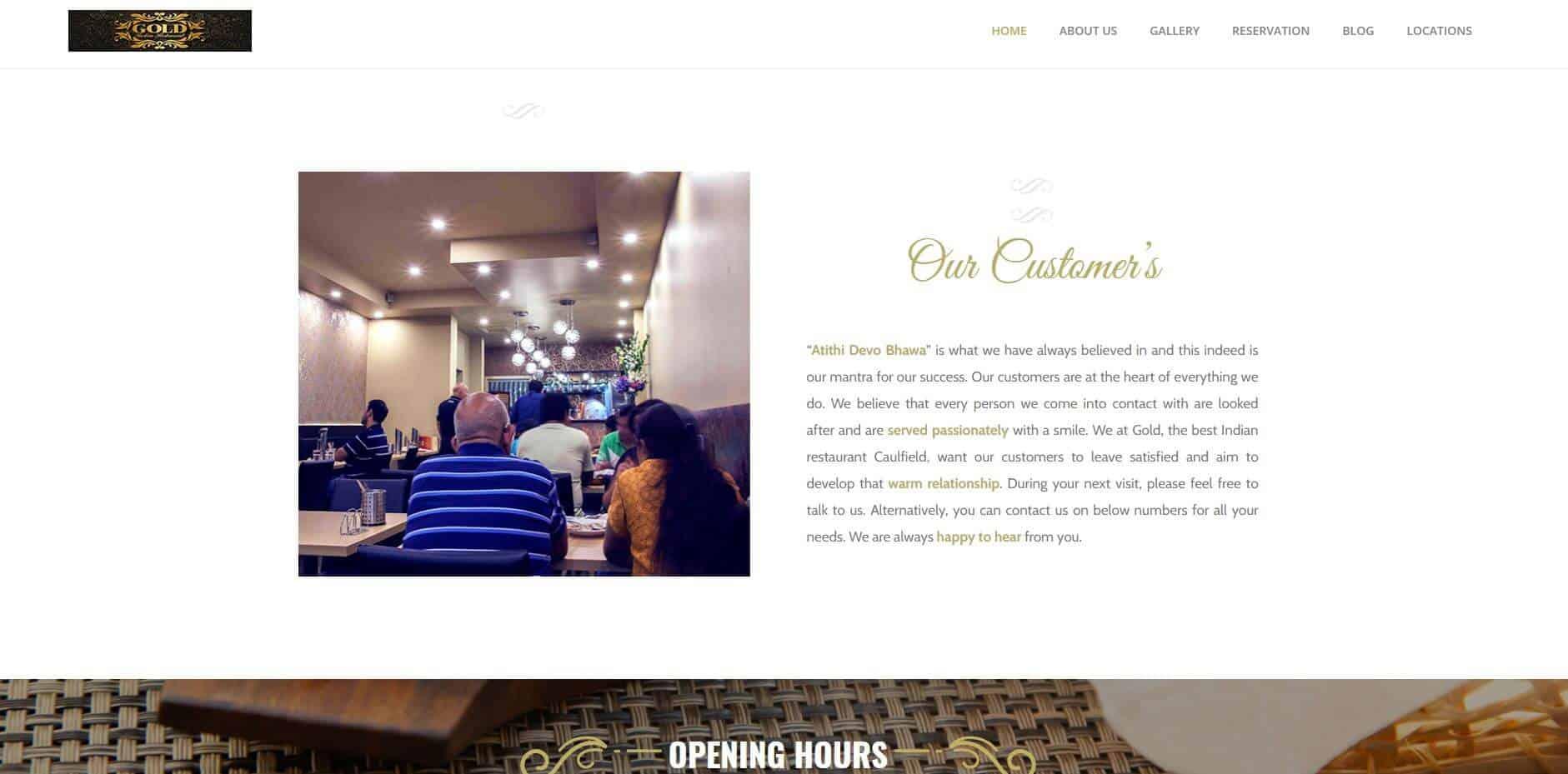 Gold Restaurant