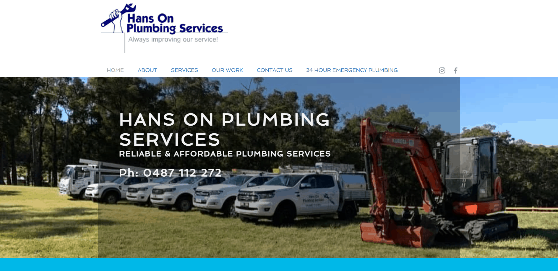 Hans On Plumbing Services
