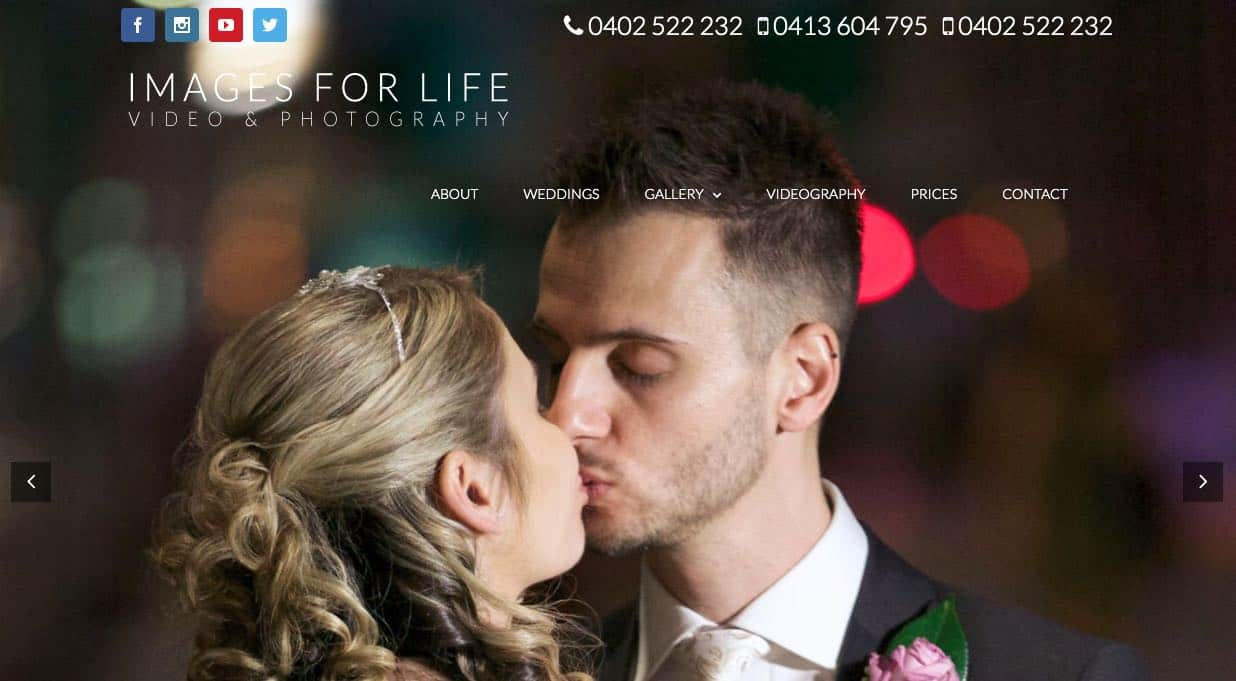 Images For Life Wedding Photography Yarra Valley