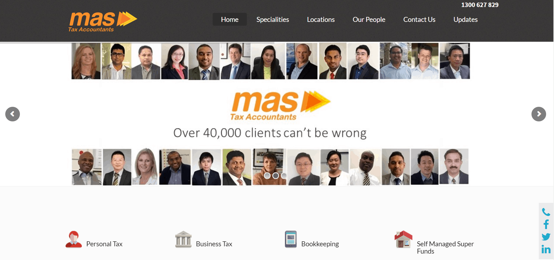 Mas Tax Accountants