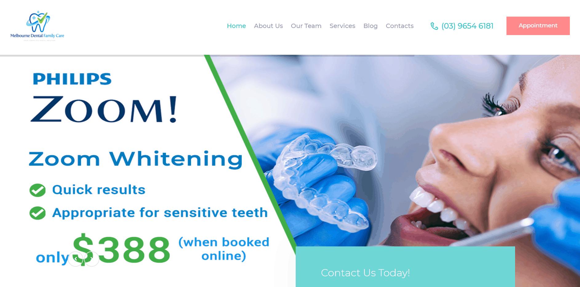 Melbourne Dental Family Care