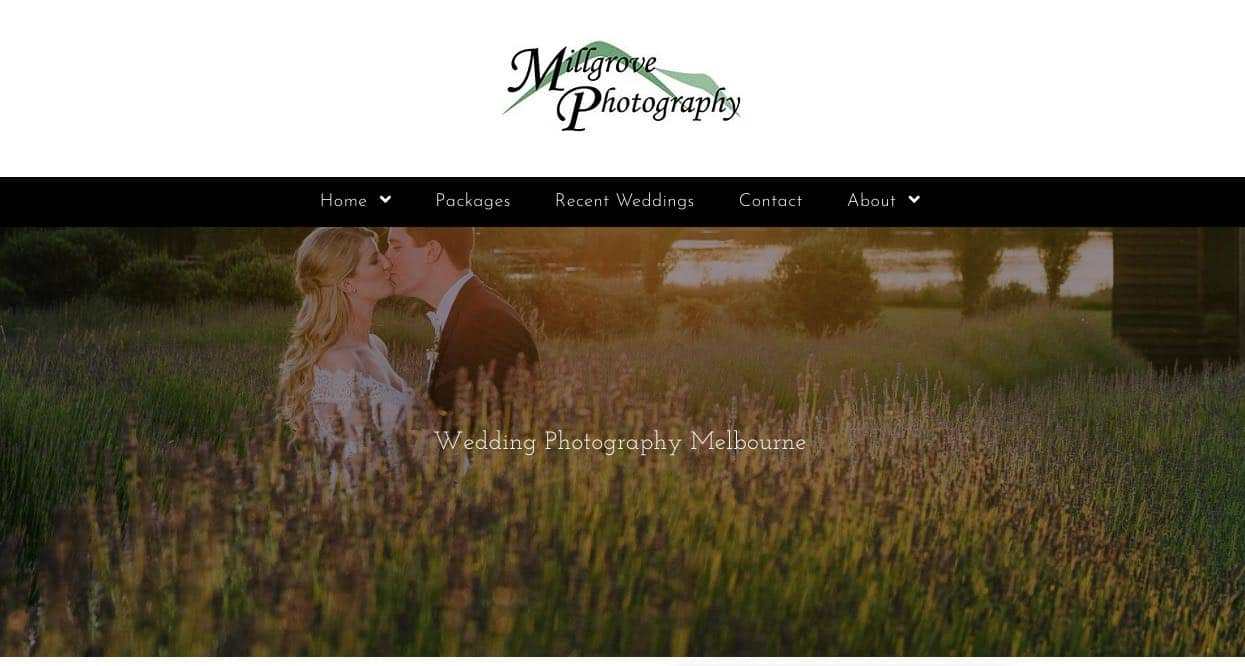 Mill Grove Wedding Photography Yarra Valley