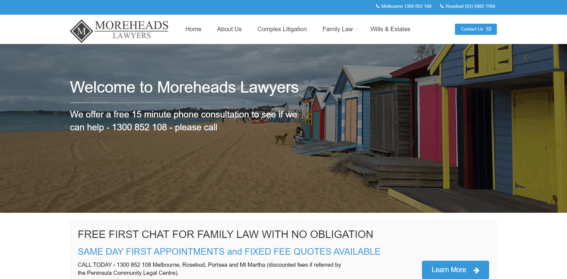 Moreheads Lawyers