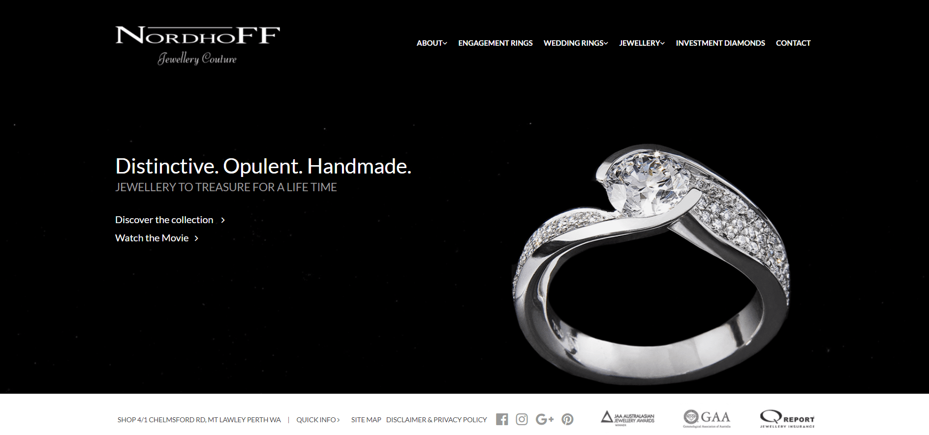 Nordhoff Jewellery Couture