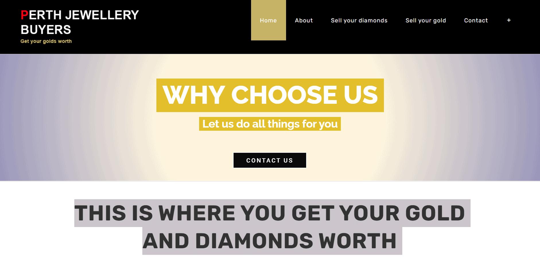 Perth Jewellery Buyers